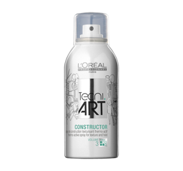 L'Oreal Professionnel  Techni.Art / Текстурирующий Спрей Hot Style Constructor